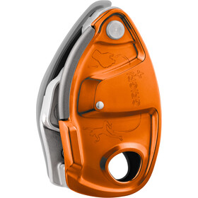 Petzl Grigri+ orange
